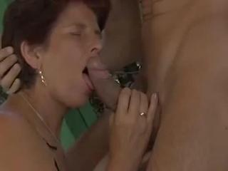 Boys and girls having fun with sex